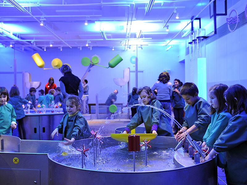 Cité des enfants, animation ludique pour les 3-7 ans