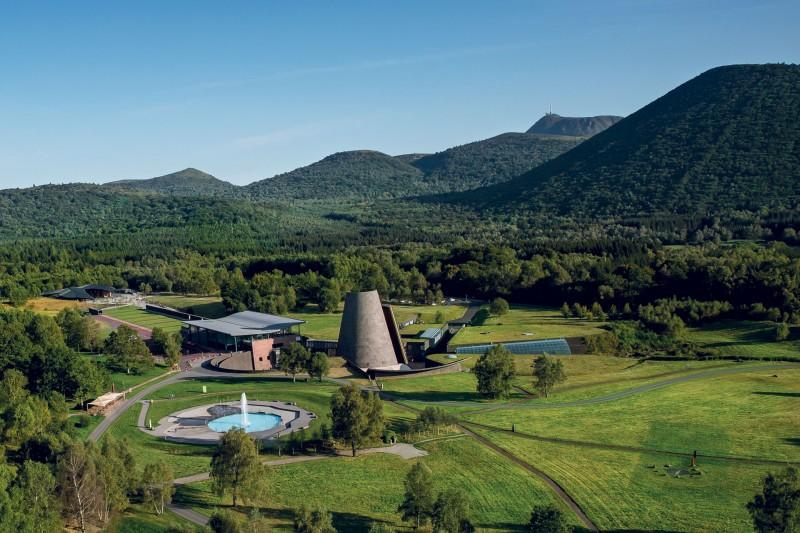Séjour 100% Parc Vulcania en Auvergne
