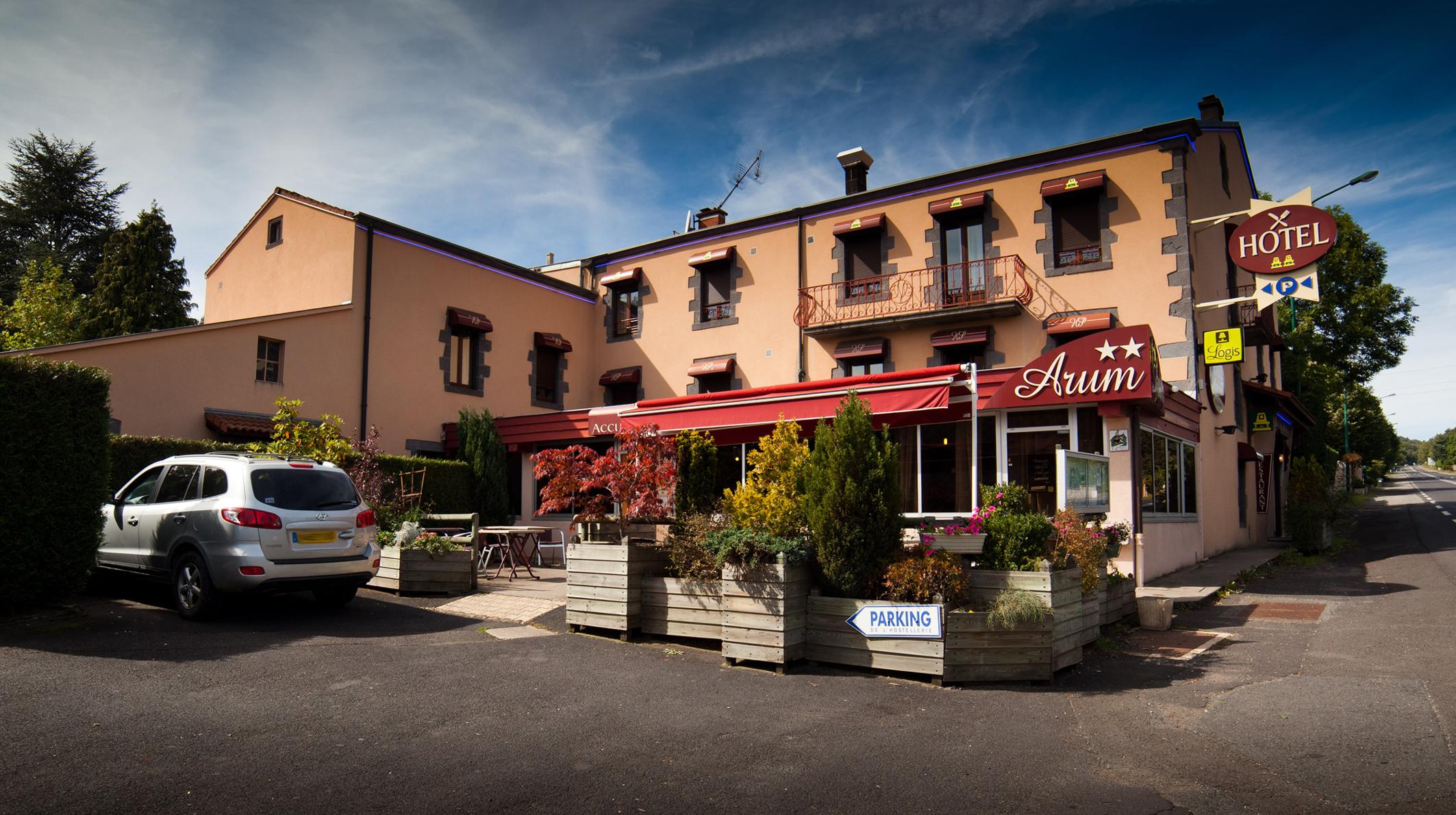 Hotel Restaurant Logis De France  Etoiles Puy De Dome