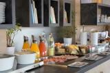 Hôtel Littéraire Alexandre Vialatte - Buffet petit-déjeuner