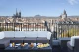 BW Plus Hôtel Littéraire Alexandre Vialatte - Terrasse panoramique