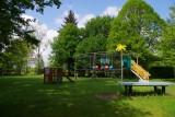 Bel Air campsite - playground
