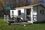Bel Air campsite - Chalet Jumes