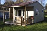 Bel Air campsite - Chalet Nugère