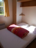 Bel Air campsite - Chalet Jumes double room