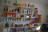 Bel Air campsite - Grocery shop