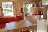 Bel Air campsite - Chalet Jumes stay