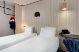Hôtel Kyriad Clermont-Ferrand Sud La Pardieu - Chambre double lits twin