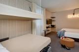 Hôtel Kyriad Clermont-Ferrand Sud La Pardieu - Chambre quadruple lis twin