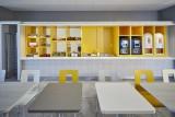 Hôtel Première Classe Clermont-Ferrand Centre - salle petit-déjeuner