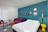 Hotel Ibis Style Clermont-Ferrand gare - family room