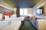 Hôtel Kyriad Clermont-Ferrand Riom - Chambre triple