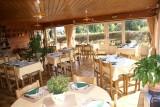 Hôtel La Cabanne - Salle à manger