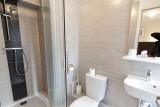 Hôtel Le Châtel à Royat - Salle de bain