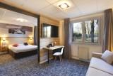 Hotel Le Relais des Puys - suite