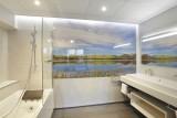 Hotel Le Relais des Puys - suite bathroom