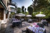 Hotel Le Relais des Puys - terrace