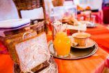 Hôtel Le Pacifique - Salle de petit-déjeuner