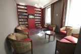 Hôtel Albert Elisabeth - Bibliothèque