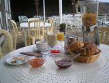 Hotel La Crémaillère - breakfast