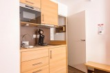Privilodges - kitchenette