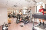 Privilodges - Salle Fitness