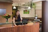 Novotel Suites - reception