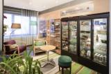 Novotel Suites - living room
