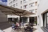 Novotel Suites - terrace