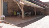 Gîte La Picolina - Terrasse