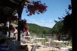 Hotel La Crémaillère - terrace restaurant