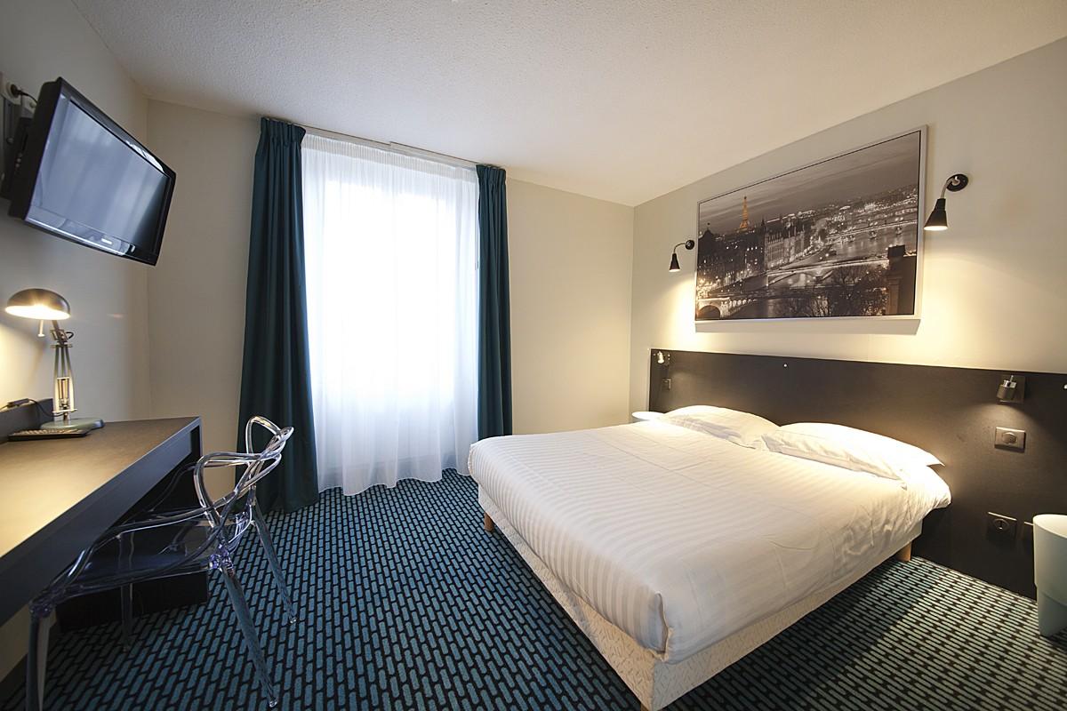 DAV Hôtel Jaude - chambre double