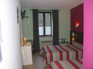 Hôtel Le Dristan - Chambre triple