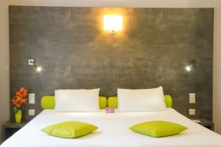 Hôtel Les Bains Romains - Chambre double