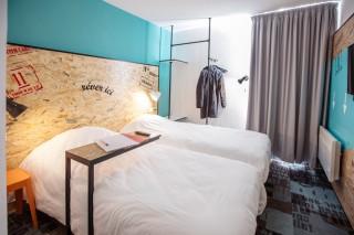 Hôtel Balladins - Chambre double