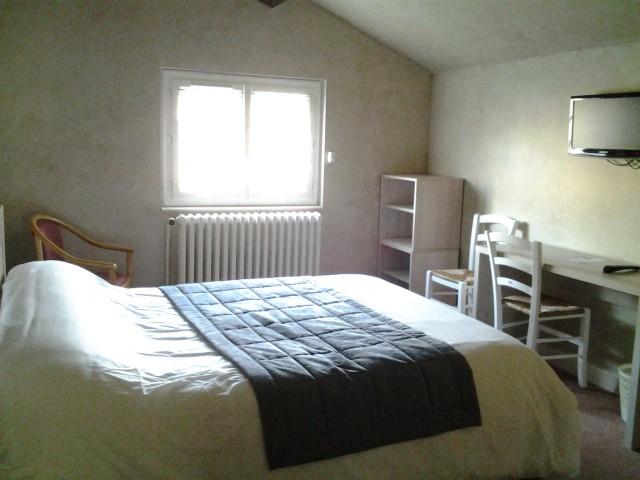 Hôtel La Crémaillère - Chambre double