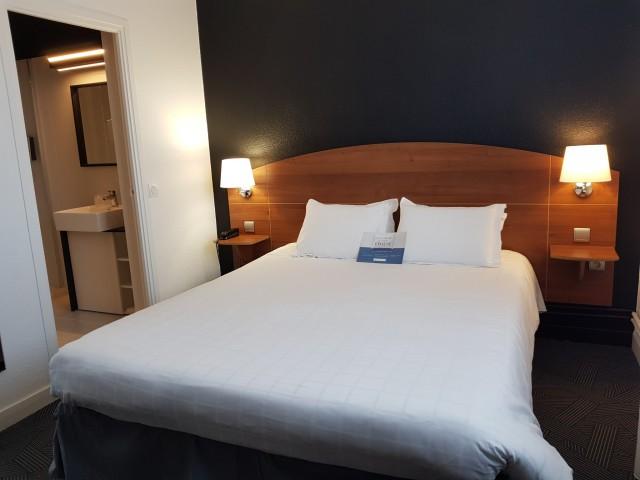 Hôtel Kyriad Centre - Chambre double