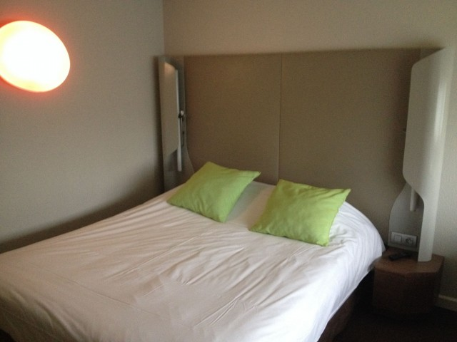 Hotel Campanile Clermont-Ferrand Nord Riom - double room