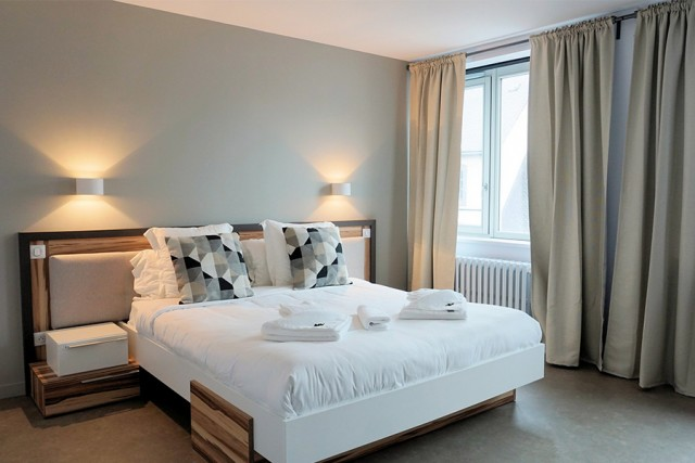 Hotel Le Confluent - double room
