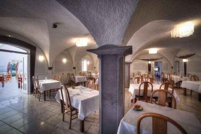 Hôtel Les Hirondelles - Restaurant