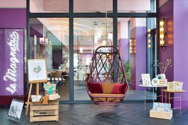 Aiden By Best Western Clermont-Ferrand - concept store