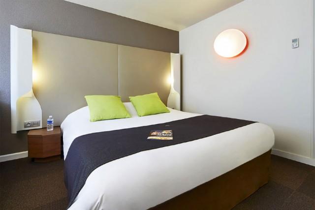 Hôtel Campanile Clermont-Ferrand Brezet - Chambre double