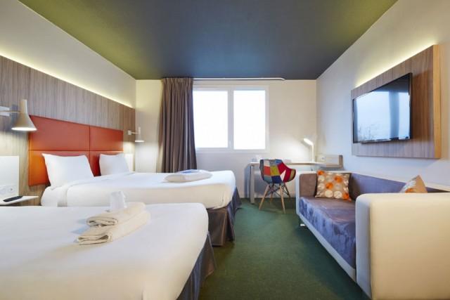 Hotel Kyriad Clermont-Ferrand Riom - triple room