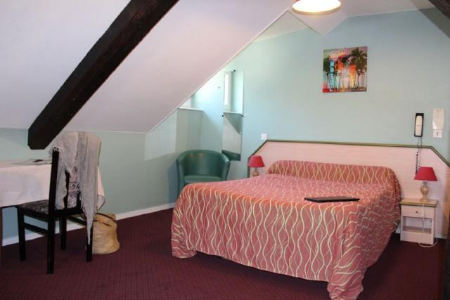 Hôtel Le Wilson - Chambre