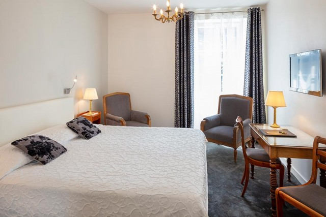 Hotel restaurant Royal Saint Mart - double room