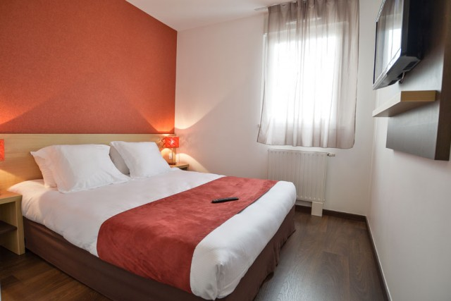 Apartments Hotel Les Privilodges - double room