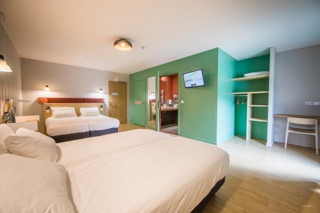 Hotel Archipel Volcans - quadruple room
