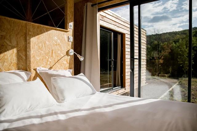 Volvic Organic Resort - chambre double