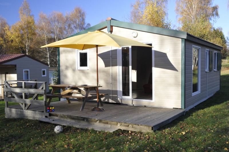 Bel Air campsite - Chalet Côme