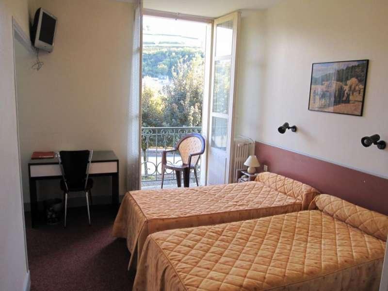Hôtel au Val Dore - Chambre
